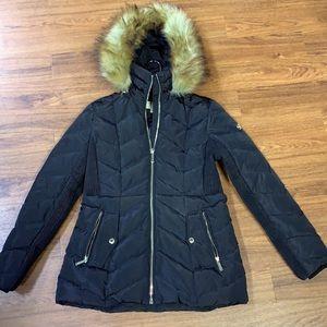 Black MICHAEL KORS Winter Jacket